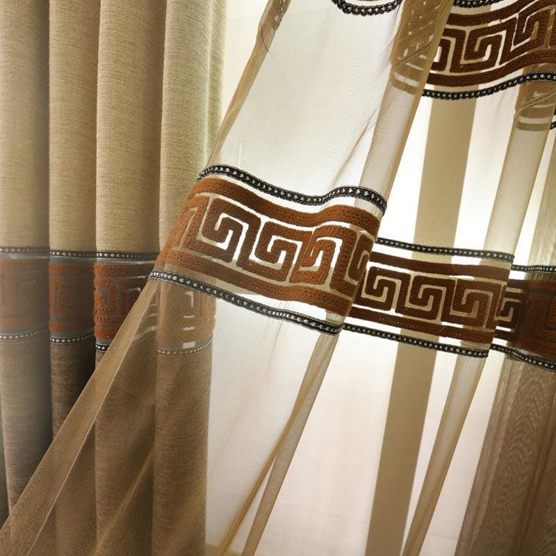 Blackout floor curtains - My Web Store Shopping
