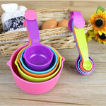 Eco-Friendly Measuring Cups & Spoons Set for 10 pcs - My Web Store Shopping