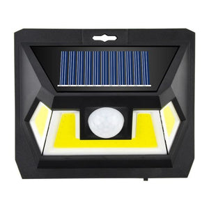 Load image into Gallery viewer, 54 COB LED Solar Light Outdoor Solar Lamps PIR Motion Sensor Wall Lights Waterproof Solar Powered - My Web Store Shopping
