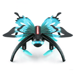 JJRC H42 simulation butterfly remote control aircraft WiFi intelligent fixed height 480P pixel UAV aircraft - My Web Store Shopping