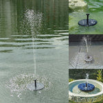7V/1.4W Solar Fontein Fountain Bird Bath Fountain Solar Powered Fuente Floating Water Pump - My Web Store Shopping