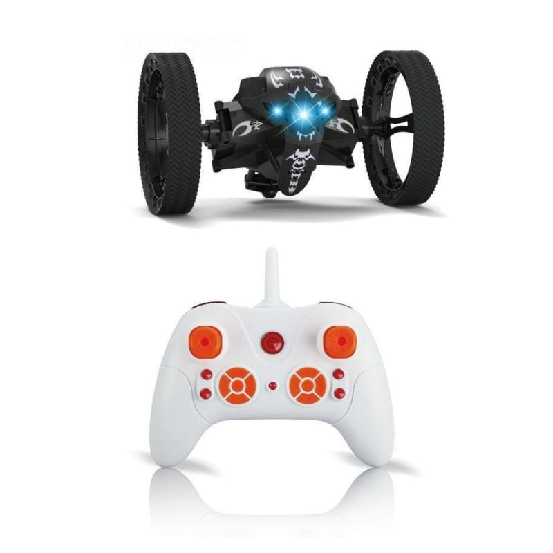 RC Bounce Car RC Jump Car Remote Control Stunt Car Watch Control 360° Rotation 27.6 inches Bouncing 2WD 2.4Ghz RC Car Toys - My Web Store Shopping