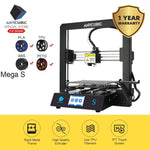 Mega-S 3D Printer I3 Mega Upgrade Large Size Metal frame TPU High Precision Touch Screen DIY 3D - My Web Store Shopping