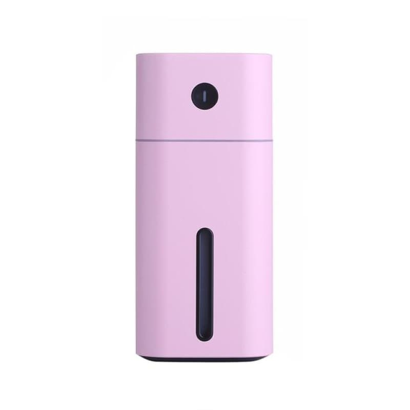 Load image into Gallery viewer, Aroma Essential Oil Diffuser Mini Ultrasonic Square D Humidifier Air Purifier LED Night Light USB - My Web Store Shopping