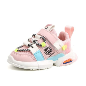 Load image into Gallery viewer, Autumn new arrivals girls sneakers shoes for baby toddler sneakers shoe size 21-30 fashion - My Web Store Shopping