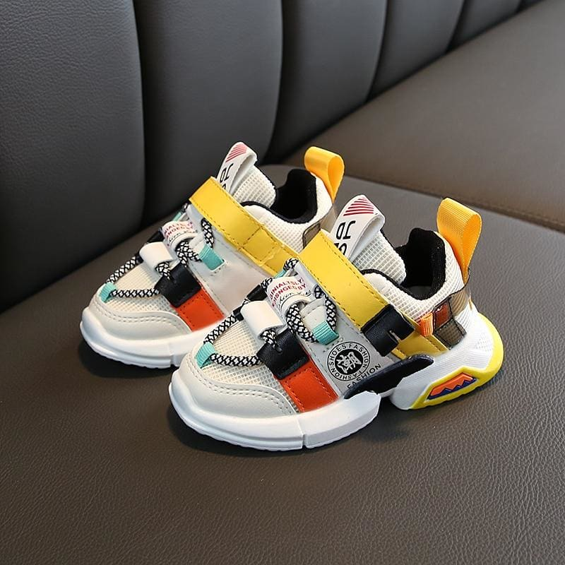 Autumn new arrivals girls sneakers shoes for baby toddler sneakers shoe size 21-30 fashion - My Web Store Shopping