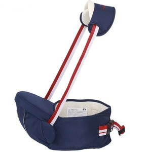 Load image into Gallery viewer, Baby Carrier Hipseat 2-24 Months Baby Sling Breathable Waist Stool Walkers Hold Waist - My Web Store Shopping