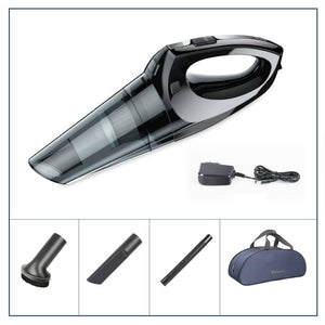 Load image into Gallery viewer, Baseus Car Strong Vacuum Cleaner Wireless Handheld Portable Vacuum Cleaner 4000Pa 65W Cleaner for - My Web Store Shopping