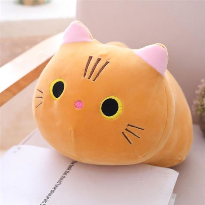 Load image into Gallery viewer, Cartoon Soft Cat Plush Toy Children's Toy Sofa Pillow Cushion Down Cotton Padded Toy Gift Children's - My Web Store Shopping