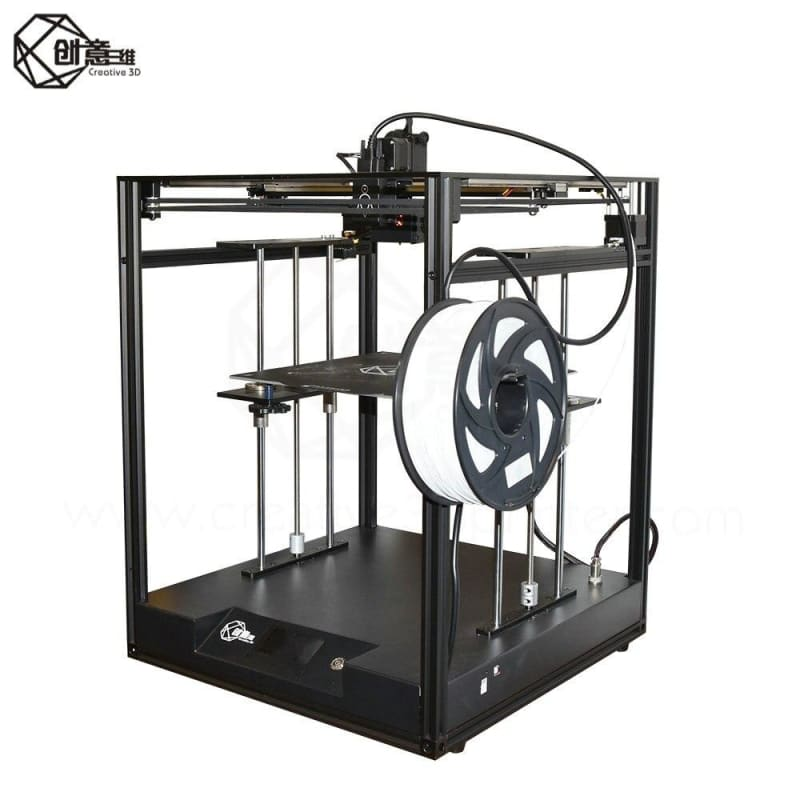 Creative3D Elf 3D Printer Large Size 300*300*350mm CoreXY High Precision DIY FDM 3D Printer Kit - My Web Store Shopping