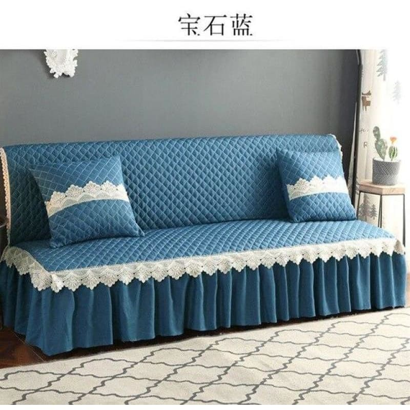 Load image into Gallery viewer, Custom size Slipcovers 1/2/3/4 Seater Sofa Cover Room Couch Armchair Cover 1-3 Person Couch Seat Sofa Slipcover - My Web Store Shopping