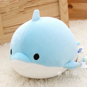 Load image into Gallery viewer, Cute Dolphin, Seals, Walruses, Killer Whales, Whale Sharks Plush Toys, Ocean Alliance Foam Particles - My Web Store Shopping