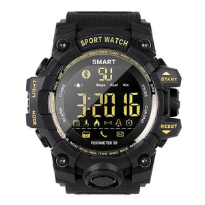 Load image into Gallery viewer, Digital Smart Men Outdoor Sport Watches Waterproof Bluetooth Remote Control Smartwatch - My Web Store Shopping