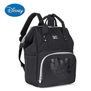 Load image into Gallery viewer, Disney Diaper Bag Backpack Insulation Bags Minnie Mickey Big Capacity Travel Oxford Feeding Baby - My Web Store Shopping