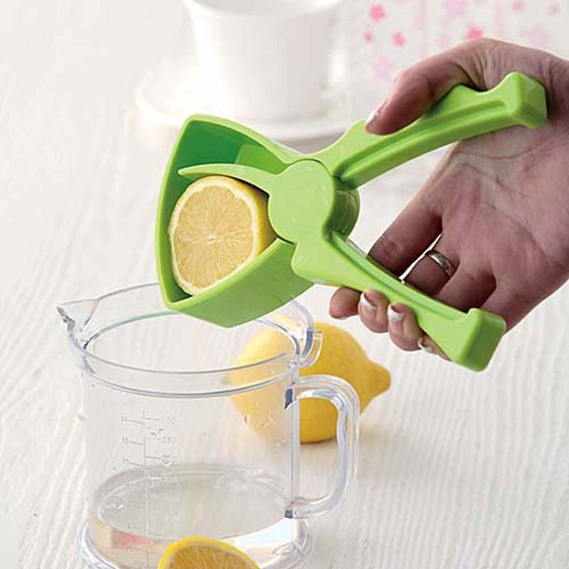 Handheld Lemon Juicer Squeezer Orange Reamer Squeeze Fruit Juice Drip Kitchen Cooking Tool Novelty - My Web Store Shopping