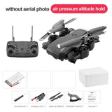 Hd Camera Wifi 4k Dual Camera Follow Me Quadcopter Fpv Professional Drone Long Battery - My Web Store Shopping