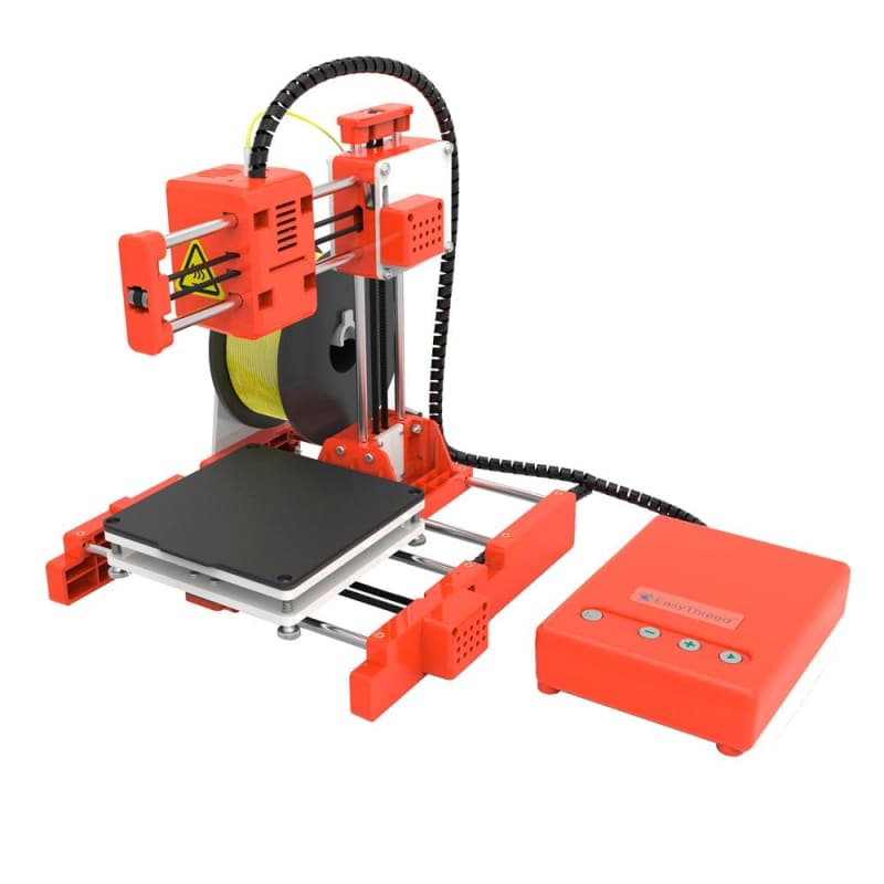 Easythreed X1 mini Portable Kids 3D Printer Children Eductaion Gift Entry Level Toy 3d DIY Printers - My Web Store Shopping