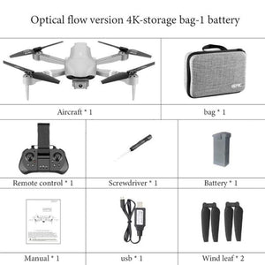 Load image into Gallery viewer, F3 Drone With Gps 4k 5g Wifi Live Video Fpv Quadrotor Flight 25 Minutes Rc Distance 500m Drone Hd - My Web Store Shopping