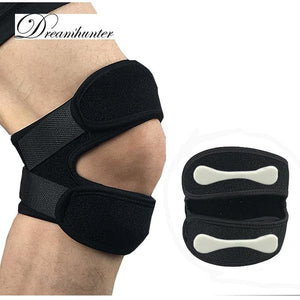 Load image into Gallery viewer, Fitness Patella Knee Strap Protectors Breathable EVA Basketball Cycling Hiking Knee Support - My Web Store Shopping