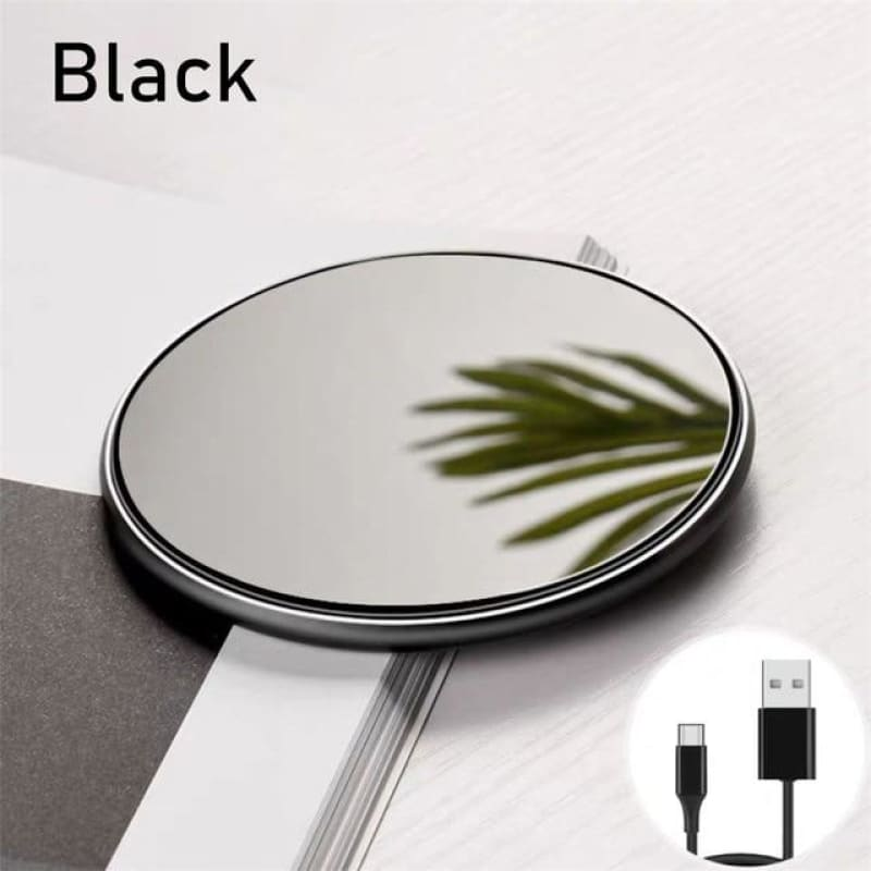 Load image into Gallery viewer, GYSO 20W Fast Qi Wireless Charger For iPhone 11 Pro X/XS Max XR 8 Plus USB Wireless Charging Pad For Samsung S9 S10 S20 Note 9 8 - My Web Store Shopping