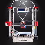 Dual Extruder Stainless Steel Frame Open Source Optional Auto Level Laser Engraving Cheap 3D Printer - My Web Store Shopping