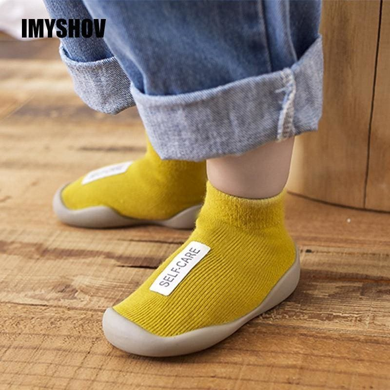 Newborn Baby Girl Boy Shoes Toddler Girls Boys Walking Shoe Children Summer First Walkers - My Web Store Shopping