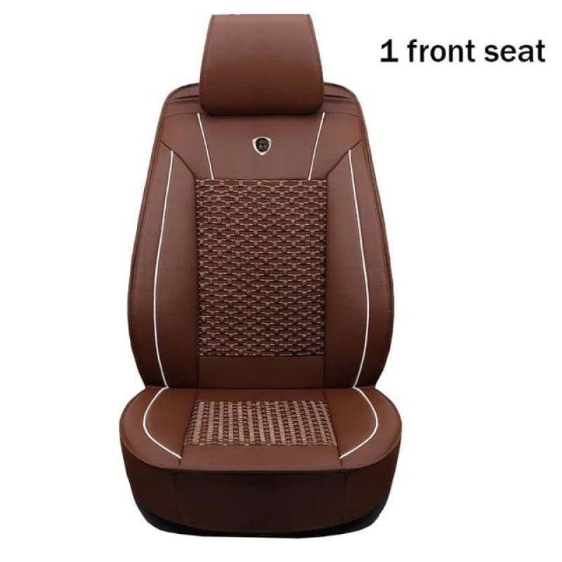 Load image into Gallery viewer, 1pcs car seat cover For skoda superb 2 3 rapid spaceback octavia fabia 2 accessories seat covers - My Web Store Shopping