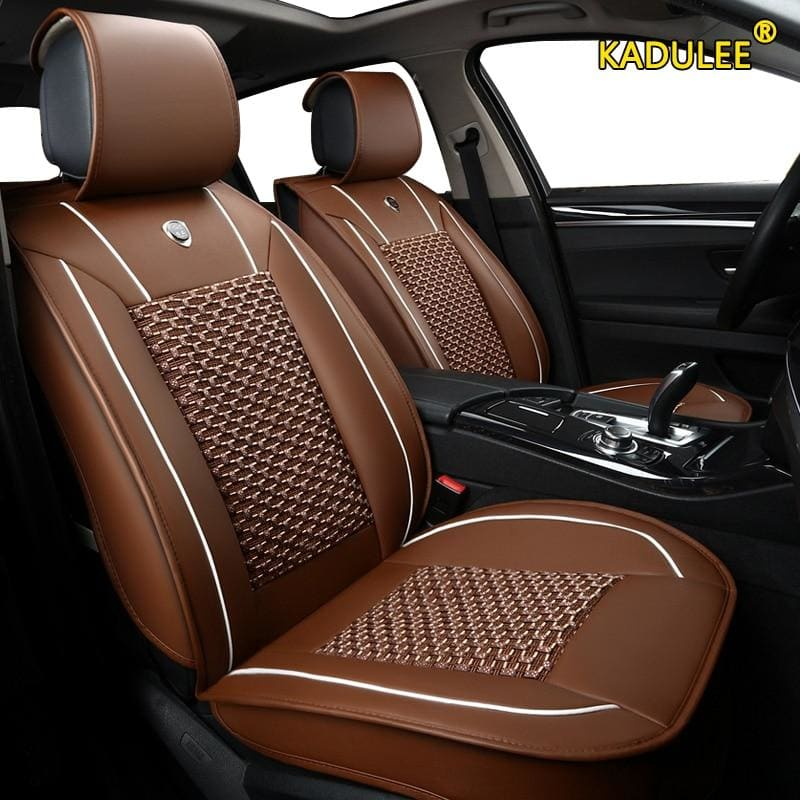 1pcs car seat cover For skoda superb 2 3 rapid spaceback octavia fabia 2 accessories seat covers - My Web Store Shopping