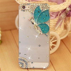 Load image into Gallery viewer, Rhinestone Crystal Case For Xiaomi 8 9SE Lite Redmi 8 5A 6 6A Note 5A MAX3 5X Note 8 6 7 Pro - My Web Store Shopping
