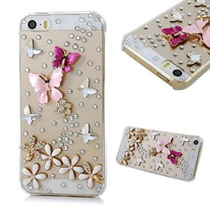 Load image into Gallery viewer, For Xiaomi 8 9 SE 6X 5X MAX2 Redmi 5A 6A 7 8 8A Note4X 7 6 8 Pro Luxury Rhinestone Case Bling - My Web Store Shopping
