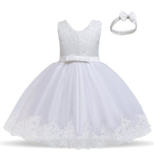Load image into Gallery viewer, Lace Princess Dress for Kids Dresses Girls Wedding Party Girls Dress Children - My Web Store Shopping