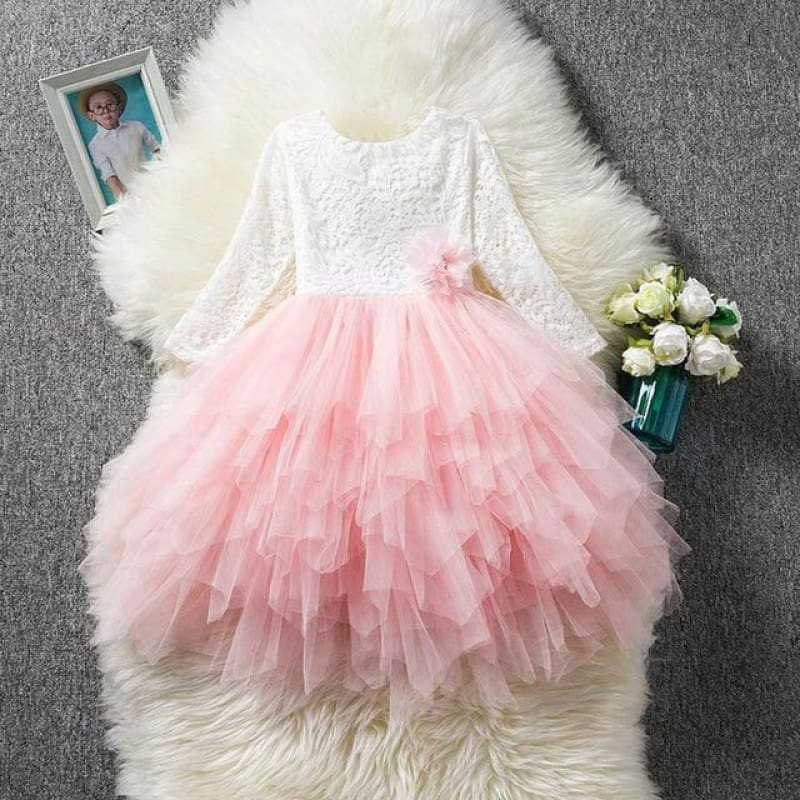 Load image into Gallery viewer, Little Girl Ceremonies Dress Baby Children's Clothing Girls Clothes Wedding Party Gown - My Web Store Shopping