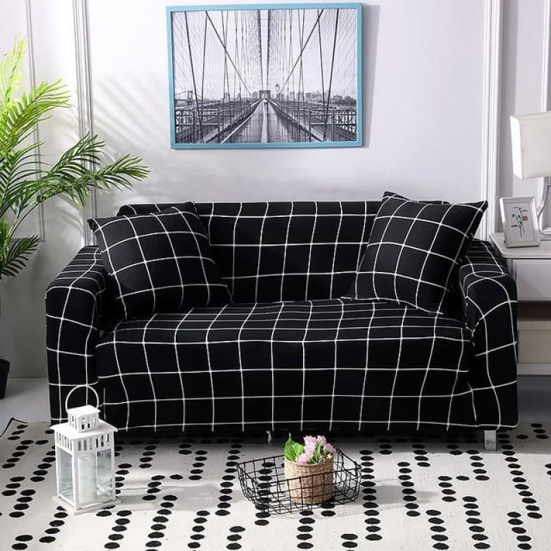 Load image into Gallery viewer, Magic Sofa Cover for Living Room Soft Skin-Stretch Couch Cover for 1/2/3/4 Seater - My Web Store Shopping