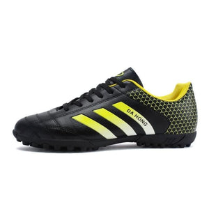 Men Soccer Shoes Football Boots Soccer Cleats Training Sports Sneakers For Children Adults Turf - My Web Store Shopping