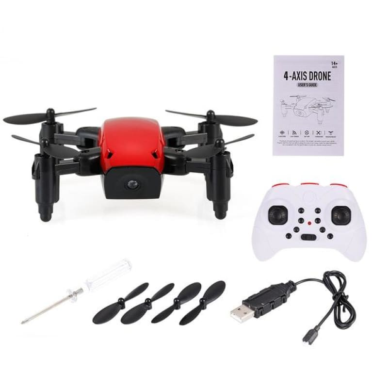 Load image into Gallery viewer, Mini Drone S9W 2.4G 4CH 0.3MP Camera WIFI FPV /No Camera Altitude Hold Flight Planning Remote Toys - My Web Store Shopping