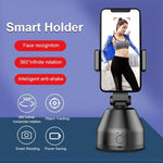 Bluetooth Face Tracking Mobile Phone Stand Holder Gimbal Stabilizer For IPhone Samsung Huawei Xiaomi - My Web Store Shopping