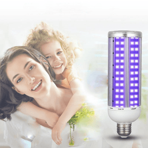 Load image into Gallery viewer, 60W UV Germicidal Lamp UVC LED Light Bulb  Ultraviolet Corn Bulb Disinfection Sterilizer - My Web Store Shopping