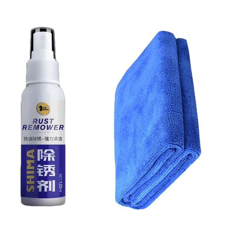 Load image into Gallery viewer, New Metal Surface Chrome Paint Car Maintenance Iron Powder Cleaning Rust Remover Quick Cleaming - My Web Store Shopping