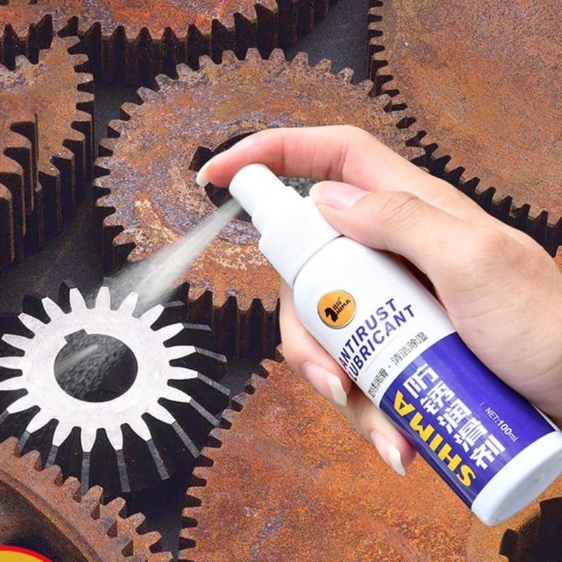 New Metal Surface Chrome Paint Car Maintenance Iron Powder Cleaning Rust Remover Quick Cleaming - My Web Store Shopping