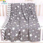 Newborns Baby Duvet Cover Cotton Soft Baby Bedding Quilt Blanket Breathable Comforter Covers Cartoon kids Single Quilt Cover - My Web Store Shopping