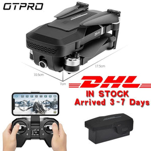 Load image into Gallery viewer, OTPRO Mini Foldable 4K Camera Professional Drone GPS RC Helicopter Brushless Motor Quadcopter 1080P - My Web Store Shopping