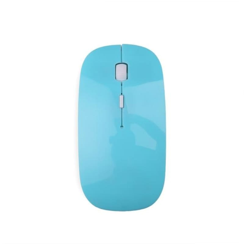 Load image into Gallery viewer, Optical USB Wireless Mouse 2.4Ghz Receiver Latest Super Slim Thin Mouse Gaming For Macbook Mac - My Web Store Shopping