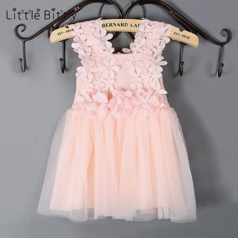 Load image into Gallery viewer, Pink Dress Girl Girls Clothing Girls Dress Princess Unicorn Dresses Vestidos Infantis Baby Dresses - My Web Store Shopping