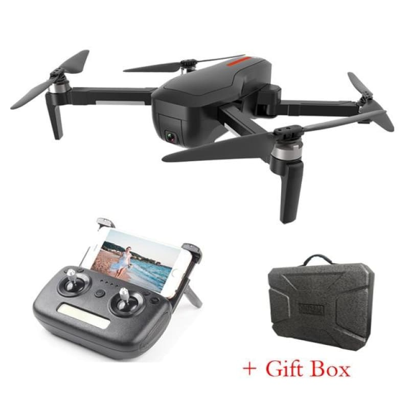 Load image into Gallery viewer, Professional brushless FPV RC Drone GPS Foldable Drone Camera HD 1080P AI Gesture Control Follow - My Web Store Shopping