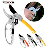Pruning Shear Garden Tools Labor saving High Carbon Steel scissors Gardening Plant Sharp Branch - My Web Store Shopping