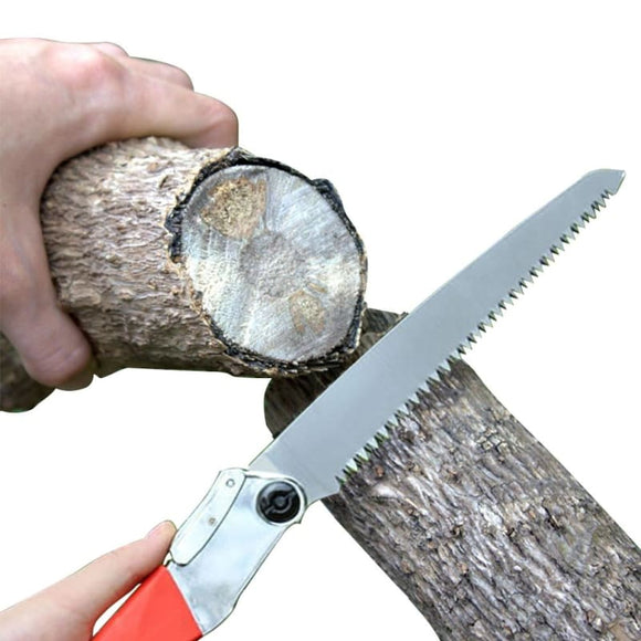 RDDSPON Pruning Saws SK5 High-carbon steel Wood Cutting Survival Hand Saw Household Garden Pruning - My Web Store Shopping