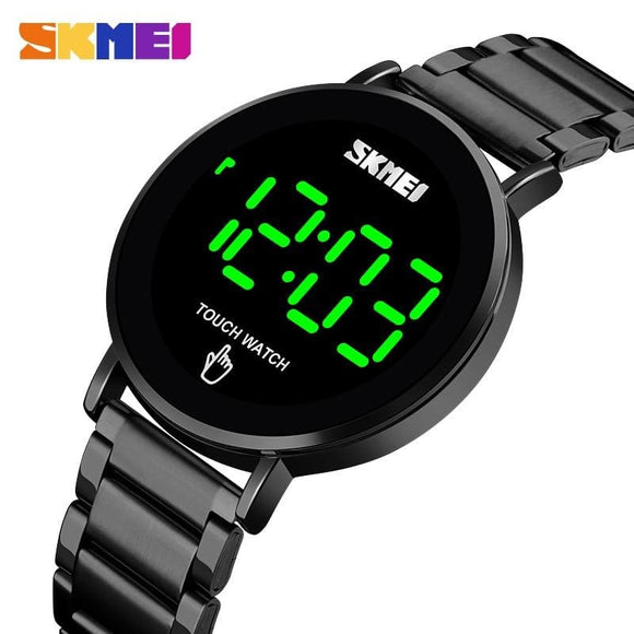 Men's Luxury Sport Digital Watch Wristwatch LED Light Display Electronic Watch Bracelet - My Web Store Shopping