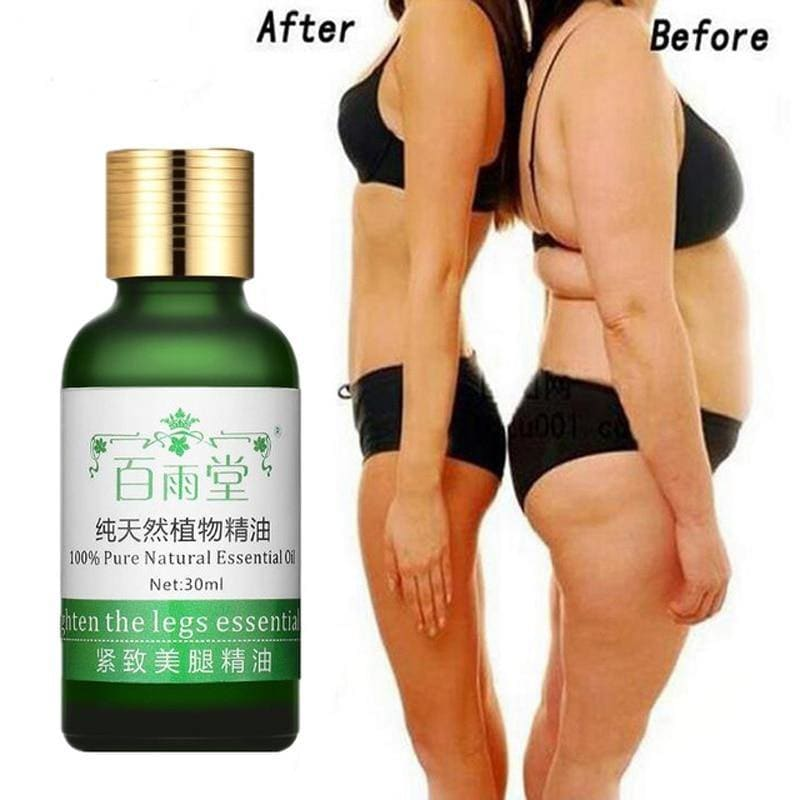 Losing Weight Essential Oils Thin Leg Wais tPure Natural Weight Loss  Beauty Body Slimming Creams - My Web Store Shopping