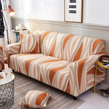 Slipcovers Sofa Stretch Sectional Sofa Covers for Living Room Modern Couch Cover Elastic - My Web Store Shopping