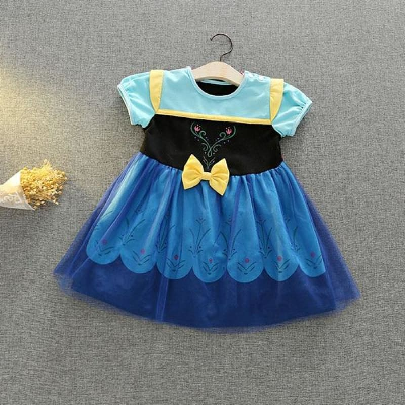 Load image into Gallery viewer, Snow White Princess Dresses Princess Girl Cute Evening Party Dress - My Web Store Shopping